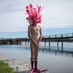 Sigrid LA CHAPELLE Performin'Air sculpture de ballons
